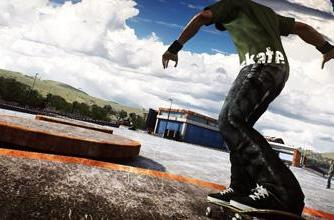 Skate demo is now available on Xbox Live, PS3 demo coming soon