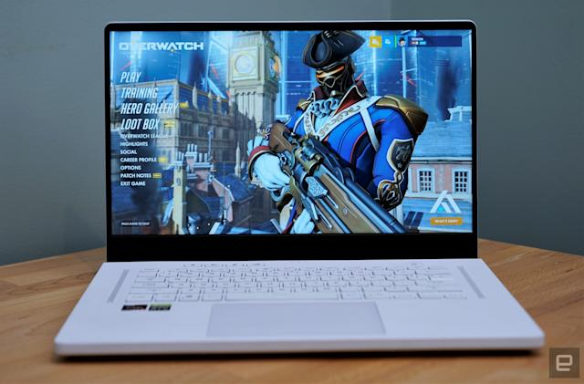 ASUS Zephyrus G15 review (2021): All the gaming laptop you need