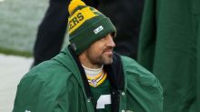 PointsBet pulled Green Bay over-under win total bet on Friday due to Aaron Rodgers retirement speculation