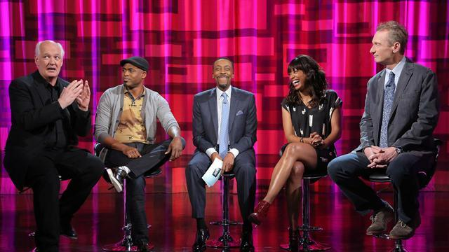 Who's Better On 'Whose Line' Drew Carey or Aisha Tyler?
