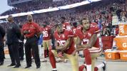 Is Eric Reid unsigned because of his protests?