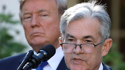 Trump: Powell is 'like a golfer who can't putt'