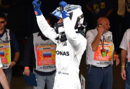 GP de Russie: Bottas débloque son compteur, meilleur perf' pour Ocon, Hamilton dans le dur