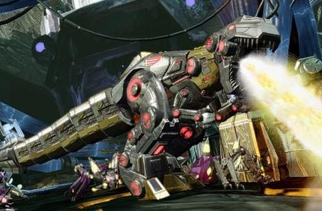 Transformers: Fall of Cybertron multiplayer rolls out at San Diego Comic-Con 2012