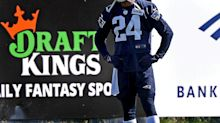 DraftKings, NFL both hope sports TV ratings dip was due to election