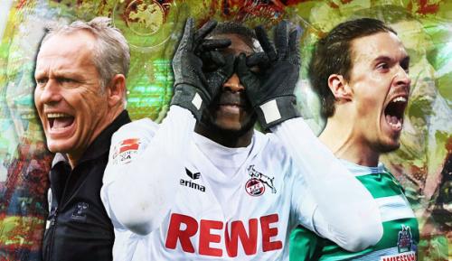 Bundesliga: Siebenkampf: Wer darf in die Europa League?