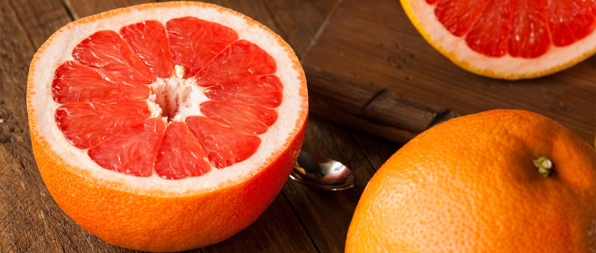 Study Shows Grapefruits Are Nature's Anti-Anxiety Medication
