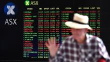 Aust shares recover slightly to close flat