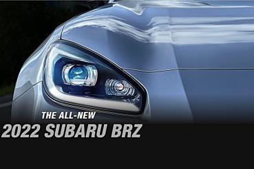 SUBARU確認全新2代BRZ跑車將於11月18日發表上市