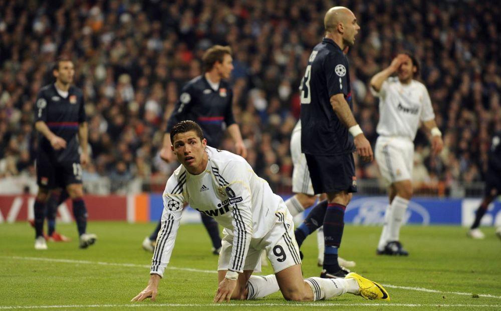 Real Madrid - Lyon 2010