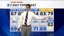 Larry Mowry & Jeff Jamison's Afternoon Forecast