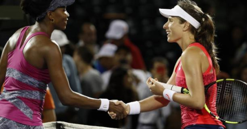 Tennis - WTA - Miami - Miami : Johanna Konta sort Venus Williams et fonce en finale