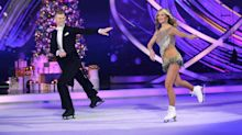 Caprice Bourret lauds 'amazing' new 'Dancing on Ice' partner after parting ways with Hamish Gaman