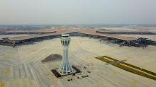 Nach nur vier Jahren Bauzeit: Xi eröffnet neuen Mega-Flughafen in Peking