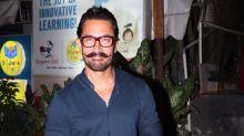 Aamir Khan Meets China's Film Regulator, Wang Xiaohui