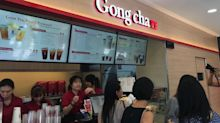 Gong Cha to open in Takashimaya and Northpoint on 7 and 11 December