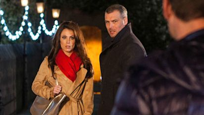 Hollyoaks' Luke tells Jenna the truth about rapist Mark