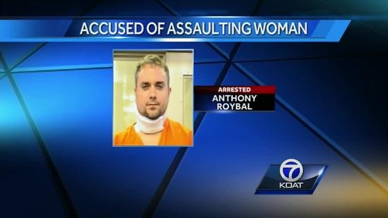 Man gets throat slashed during attempted rape