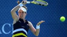 Johanna Konta recovers from a set down to beat Katie Boulter