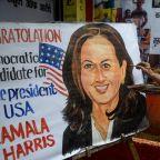 Proud Jamaicans and Indians celebrate Kamala Harris's VP nomination