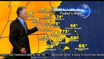 WBZ AccuWeather Morning Forecast For June 18