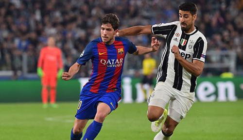 """Champions League: Khedira warnt nach Juve-Gala: """"Noch nichts gewonnen"""""""