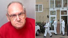 Pensioner, 72, battered wife to death with wooden vase made by her son as she slept