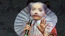 Björk Interviews Herself