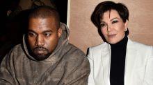 Kris Jenner breaks silence after Kanye calls her 'Kris Jong-Un'