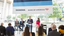 Skanska and Bank of America Announce Renaming of Capitol Tower to Bank of America Tower