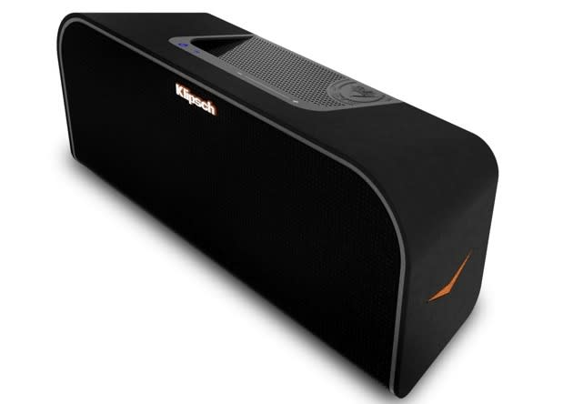 Klipsch's Music Center KMC 3 Bluetooth speaker costs $400, will be available in June