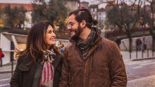 """Fátima e Túlio namoram a distância: """"Nos vemos três vezes por mês"""""""