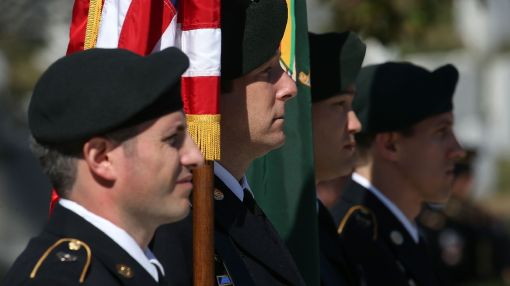 US Army special forces accepts first female candidates