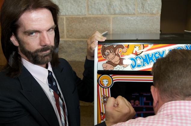 Guinness reinstates Billy 'King of Kong' Mitchell's world records