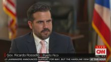Puerto Rico governor on Trump: 'If the bully gets close, I'll punch the bully in the mouth'