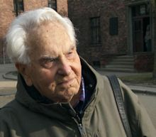 75 years after Auschwitz, survivor returns to death camp for first time