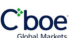 Cboe Global Markets Plans to Bring Periodic Auctions to U.S. Equity Markets