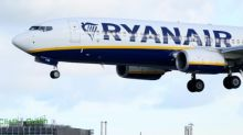 Strike-hit Ryanair calls talks on union recognition
