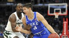 Grayson Allen shifts focus from his behavior to his talent with 37-point barrage