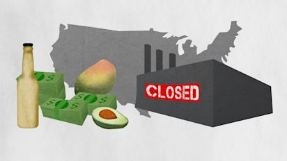 Everything good and bad about NAFTA can be explained by avocados and shoes