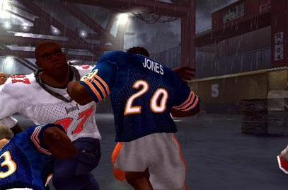 New NFL Street 3 screens released
