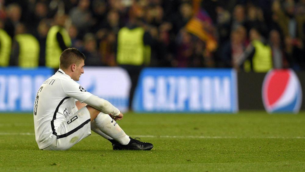 """Verratti sogna la rivincita: """"La Juventus può eliminare il Barcellona"""""""
