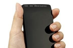 Panasonic's DY-PS10 Pocket Server streams music to your iPhone, fits in your pocket as advertised