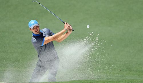 Golf: Kaymer besiegt Augusta-Fluch