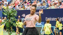Serena Williams inspires mothers to share their parenting stories ahead of the U.S. Open