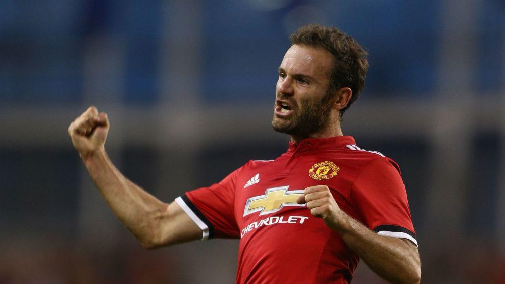 "Manchester United, Juan Mata : ""Affronter Liverpool est un match à part"""