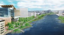 GE throws support behind Walsh's new coastal resilience plan