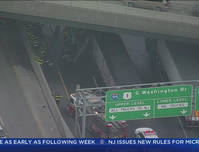 Cross Bronx Expressway Reopens [Video]