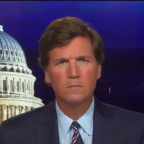 Tucker Carlson - amid 2024 presidential bid rumours - calls double-amputee senator-veteran a 'coward'