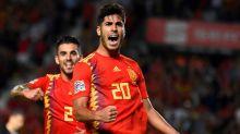 Marco Asensio abandona la concentración de la Selección española